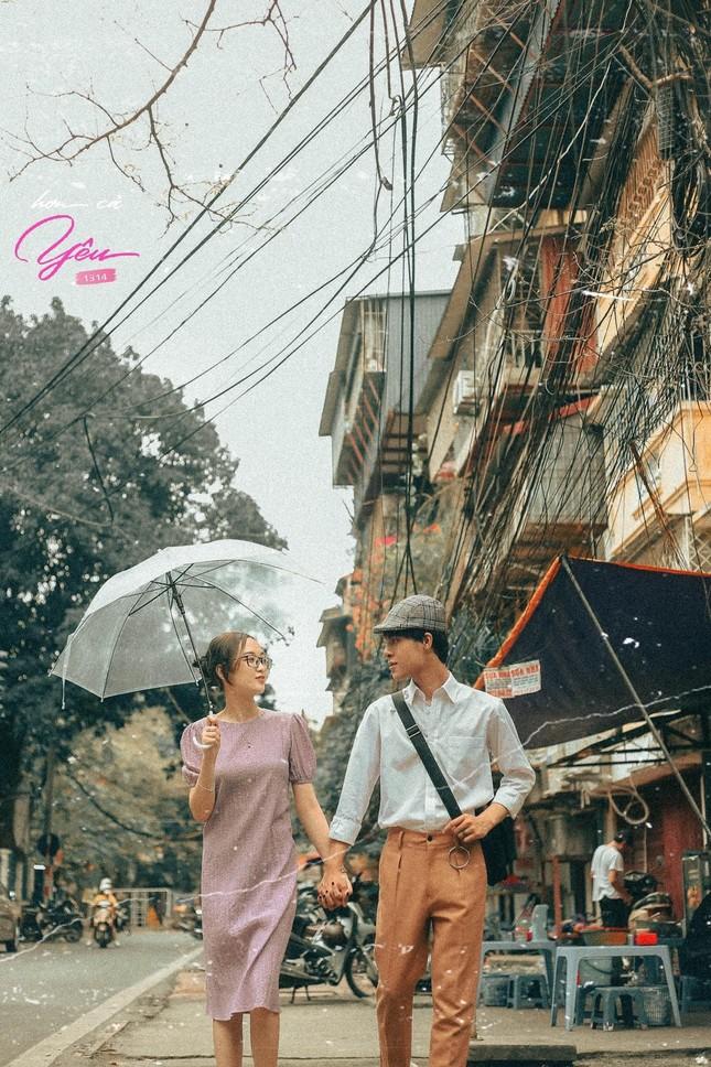 """""""Ngày ta yêu"""" - Bộ ảnh thể hiện suy nghĩ về tình yêu sinh viên qua góc nhìn của giới trẻ ảnh 4"""