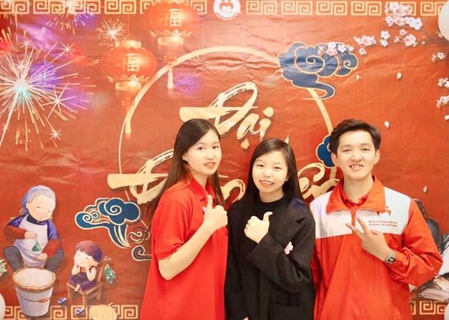 Nữ sinh viên Hà Thành xinh đẹp đam mê với thiện nguyện ảnh 6