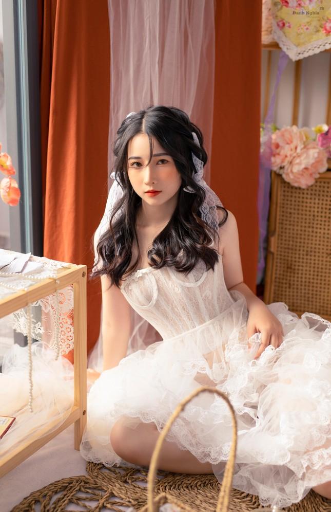 """Hotgirl Tây Ninh tung bộ ảnh """"nàng thơ"""" đốn tim cộng đồng mạng ảnh 7"""