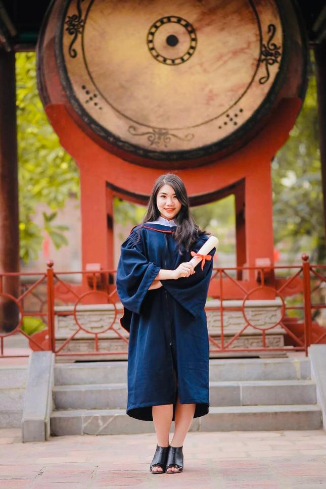 Nữ lớp trưởng trường Đại học Giao thông Vận tải có thành tích học tập xuất sắc ảnh 9
