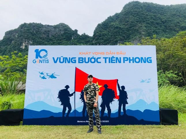 """Chàng trai Thái Bình """"giàu trải nghiệm"""" và cái kết trở thành MC VTC điển trai ảnh 10"""