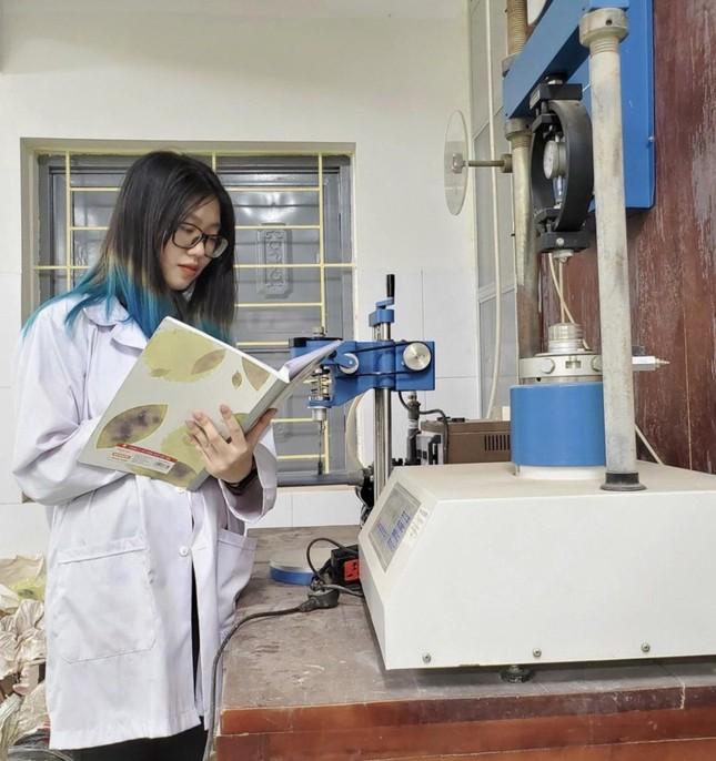 Nữ sinh chuyên ngữ vào Giao thông Vận tải là Sinh viên 5 tốt cấp Trung ương ảnh 3