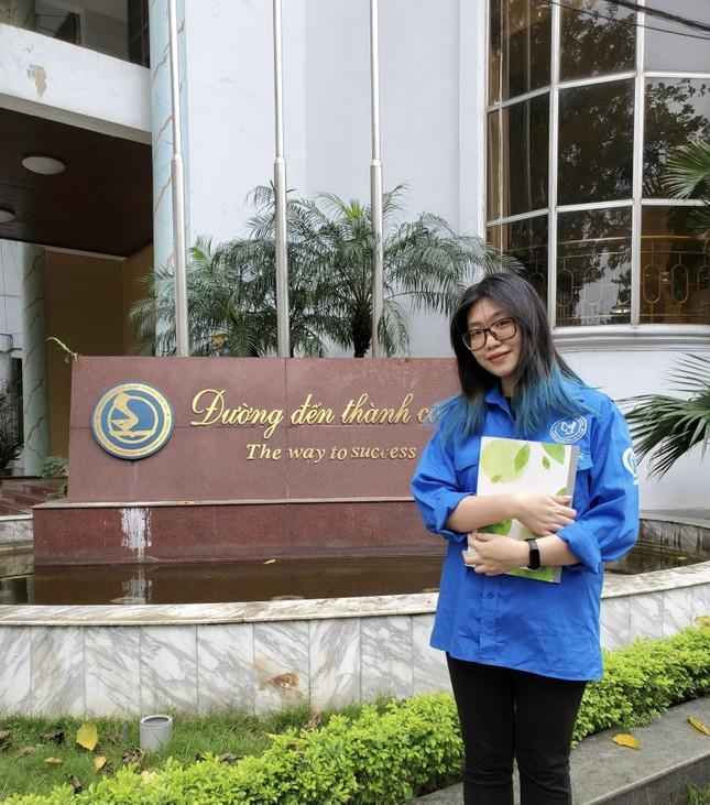 Nữ sinh chuyên ngữ vào Giao thông Vận tải là Sinh viên 5 tốt cấp Trung ương ảnh 5