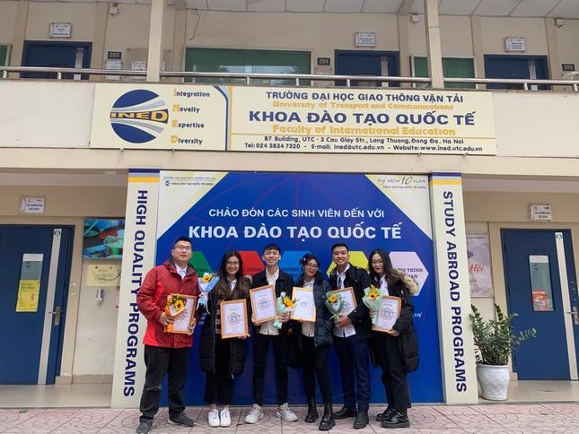 Nữ sinh chuyên ngữ vào Giao thông Vận tải là Sinh viên 5 tốt cấp Trung ương ảnh 9