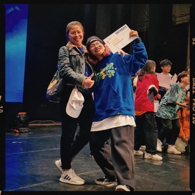 Nữ sinh Hòa Bình được bố mẹ hướng theo học múa nhưng lại đam mê hip hop ảnh 5