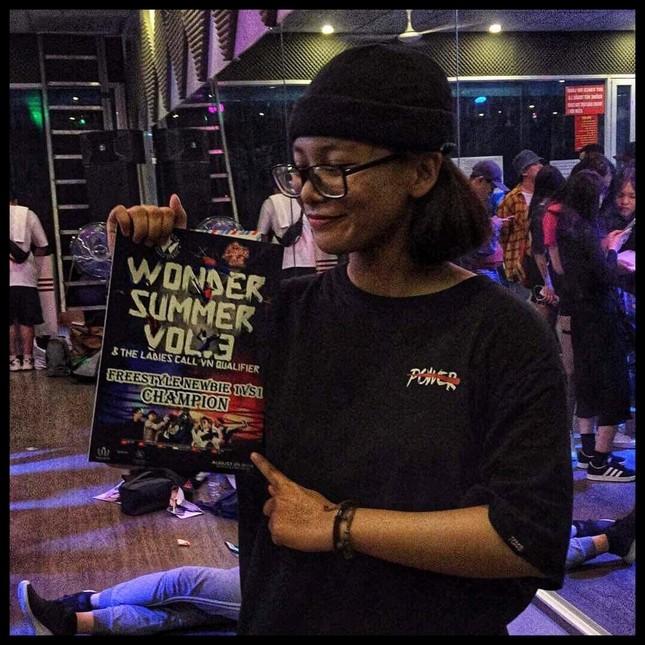 Nữ sinh Hòa Bình được bố mẹ hướng theo học múa nhưng lại đam mê hip hop ảnh 12