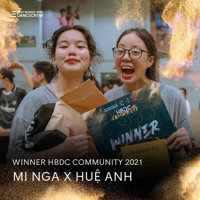 Tỏa sáng niềm đam mê qua từng bước nhảy cùng HBDC Community 2021 ảnh 6