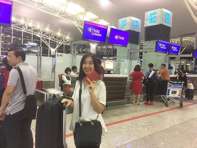"""Nữ du học sinh gốc Thái Nguyên """"văn võ song toàn"""" từng đạt HCV Quốc tế ảnh 14"""