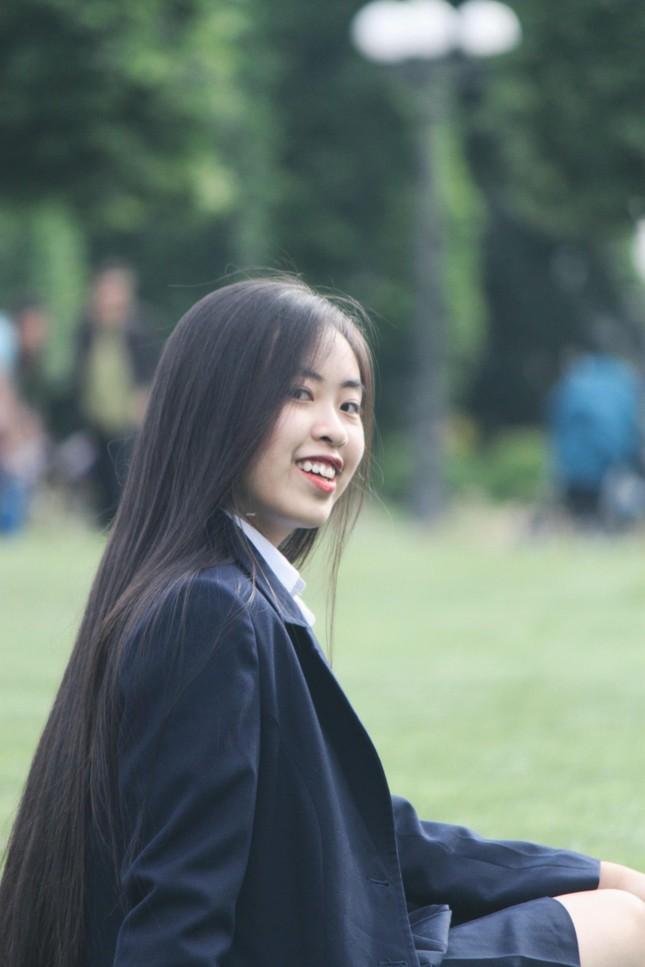 """Nữ du học sinh gốc Thái Nguyên """"văn võ song toàn"""" từng đạt HCV Quốc tế ảnh 2"""