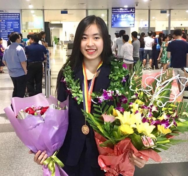 """Nữ du học sinh gốc Thái Nguyên """"văn võ song toàn"""" từng đạt HCV Quốc tế ảnh 3"""