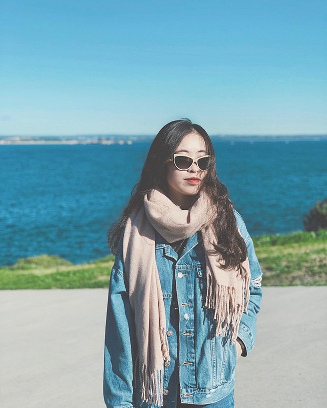 """Nữ du học sinh gốc Thái Nguyên """"văn võ song toàn"""" từng đạt HCV Quốc tế ảnh 9"""