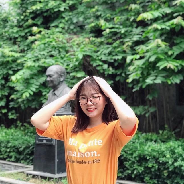 Nữ Đảng viên tuổi 20 trường Đại học Văn hóa Hà Nội có thành tích học tập xuất sắc ảnh 2