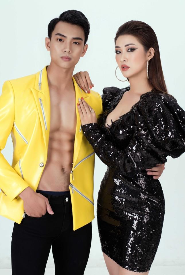 Dàn sao Vietnam Fitness Model đẹp 'hút hồn' với bộ ảnh cổ động mùa giải 2021 ảnh 5