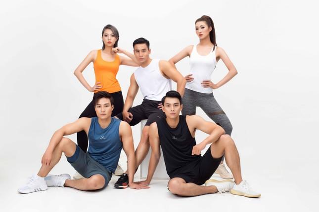 Dàn sao Vietnam Fitness Model đẹp 'hút hồn' với bộ ảnh cổ động mùa giải 2021 ảnh 4