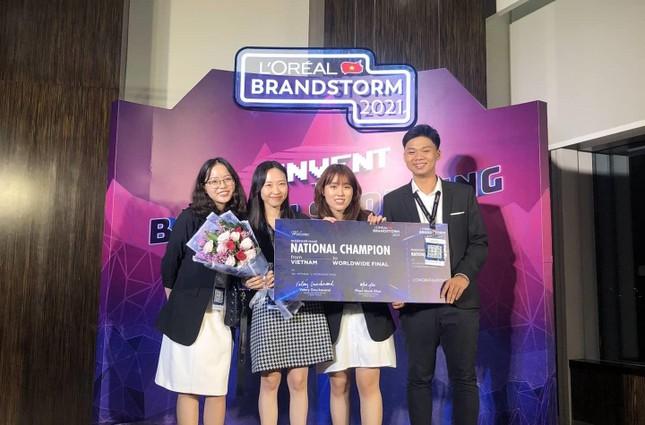 Sinh viên RMIT vô địch vòng quốc gia cuộc thi lên ý tưởng toàn cầu ảnh 1