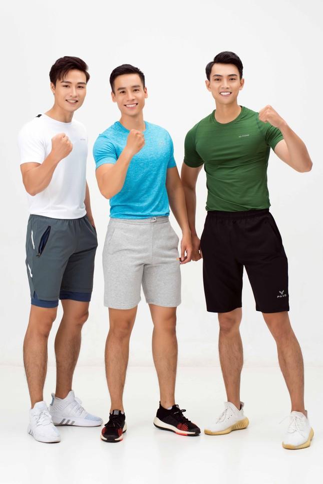Dàn sao Vietnam Fitness Model đẹp 'hút hồn' với bộ ảnh cổ động mùa giải 2021 ảnh 1