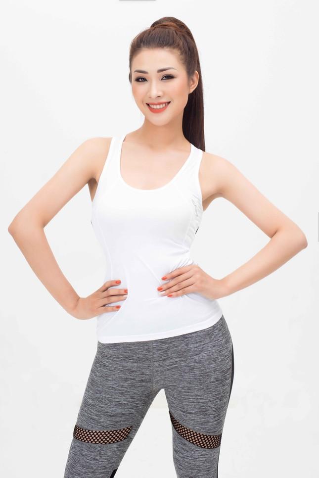 Dàn sao Vietnam Fitness Model đẹp 'hút hồn' với bộ ảnh cổ động mùa giải 2021 ảnh 3
