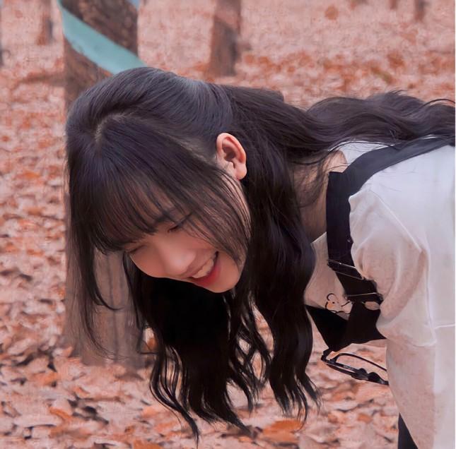Nữ sinh 2K3 gây sốt bởi vẻ đẹp như thiên thần ảnh 3