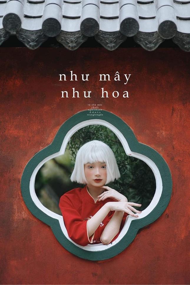 Cô gái Hà Thành đẹp lạ từ tên gọi đến nhan sắc ảnh 8
