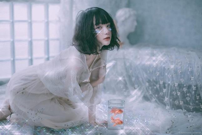 Cô gái Hà Thành đẹp lạ từ tên gọi đến nhan sắc ảnh 2
