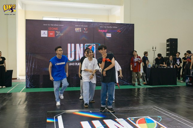 Mãn nhãn với các tiết mục trong giải đấu nhảy đối kháng Unique Not Old ảnh 6