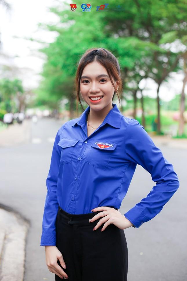 Nữ sinh toàn tài đạt danh hiệu Hoa khôi ngôi trường nổi tiếng bậc nhất Sài Gòn ảnh 3
