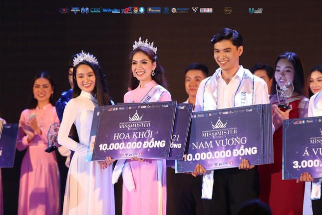 Nữ sinh toàn tài đạt danh hiệu Hoa khôi ngôi trường nổi tiếng bậc nhất Sài Gòn ảnh 6