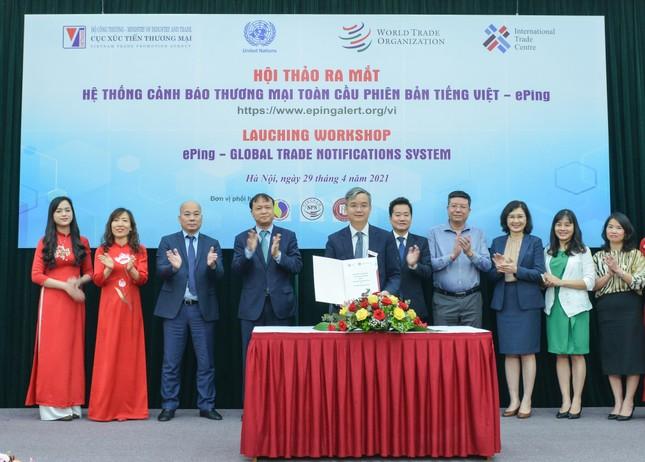 Trường Đại học Ngoại thương trở thành trường đại học đối tác đầu tiên của ITC tại Việt Nam ảnh 2