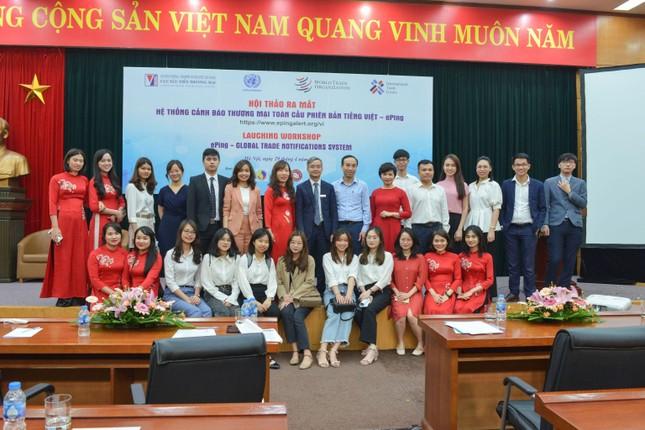 Trường Đại học Ngoại thương trở thành trường đại học đối tác đầu tiên của ITC tại Việt Nam ảnh 6