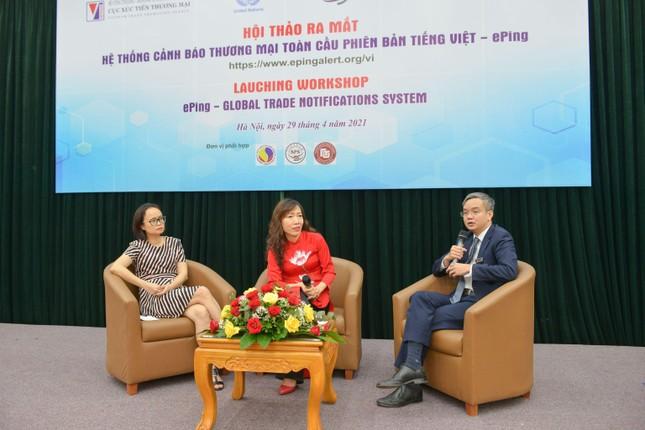 Trường Đại học Ngoại thương trở thành trường đại học đối tác đầu tiên của ITC tại Việt Nam ảnh 5