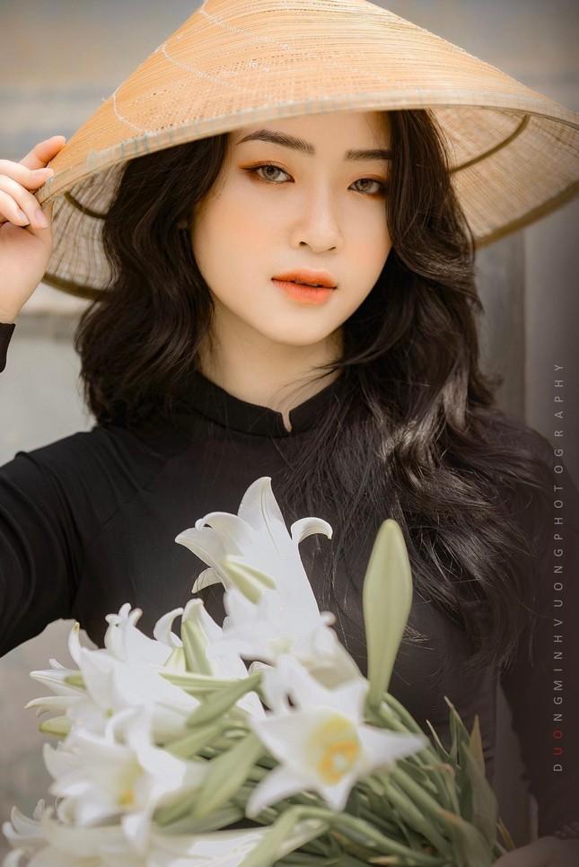 """""""Hotgirl ảnh thẻ"""" Hà Lim gây xao xuyến với thành tích học tập đáng nể ảnh 2"""