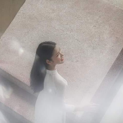 Nữ sinh năm ba Ngoại giao gốc Hội An trở thành MC-BTV Thời tiết VTV ảnh 5