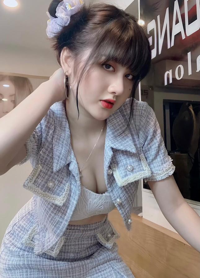 Bỏ nghề Grab, hotgirl Hải Phòng khiến dân tình 'bỏng mắt' vì ngoại hình quá nóng bỏng ảnh 10