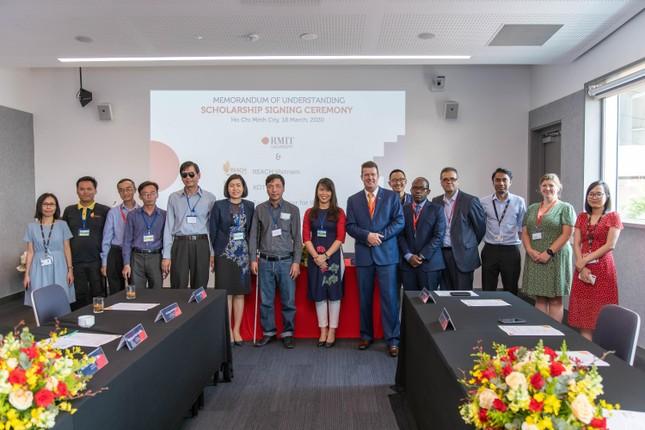 Đại học RMIT Việt Nam sẽ trao hơn 100 học bổng trong năm nay ảnh 2