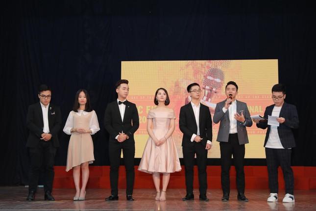 Cuộc thi tài năng người dẫn chương trình MC Fire 2021 chính thức mở đơn  ảnh 3