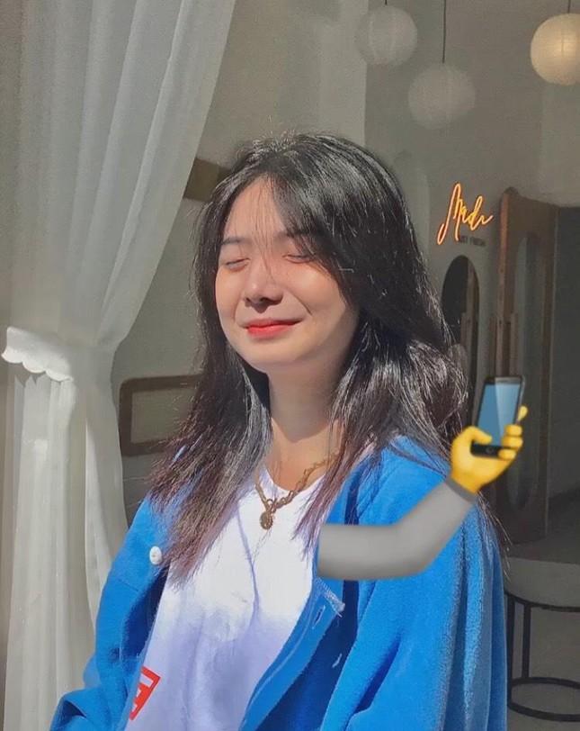 Hotgirl Nghệ An với nét ngây ngô, dễ thương đốn tim CĐM ảnh 8