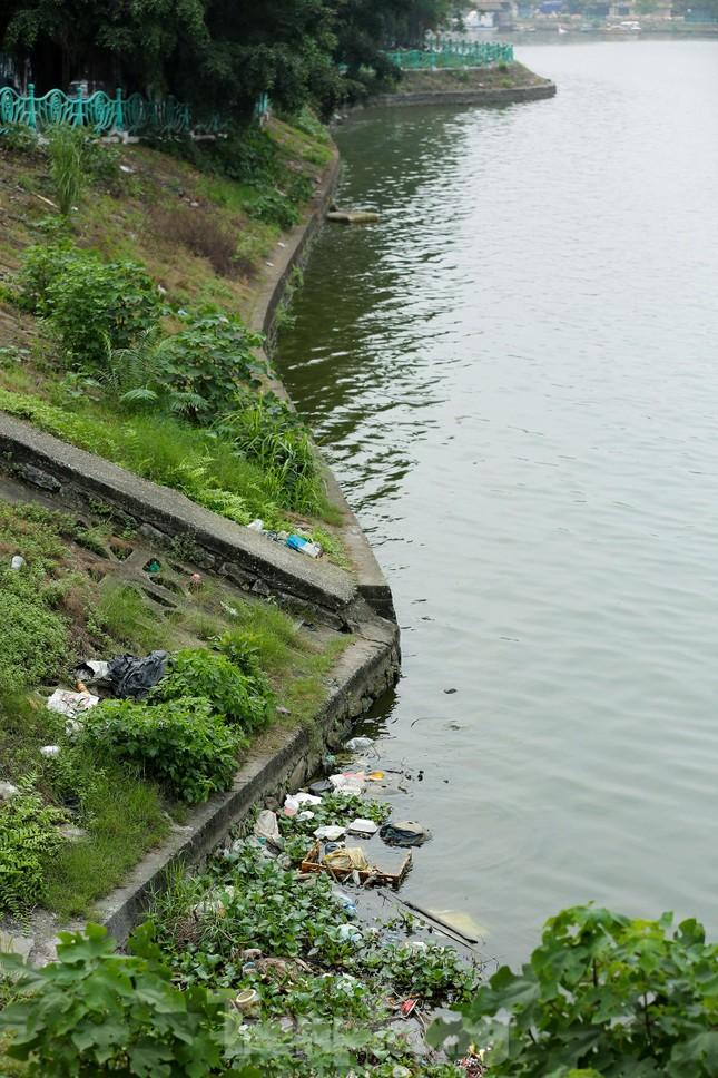Nước hồ Tây ô nhiễm, nhiều thông số vượt ngưỡng cho phép ảnh 4