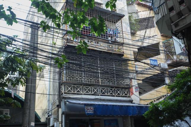 Tràn ngập nhà 'chuồng cọp' không lối thoát hiểm ở Thủ đô ảnh 12