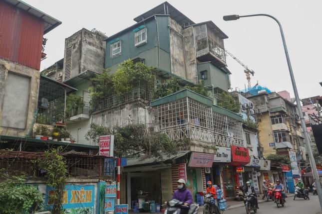 Tràn ngập nhà 'chuồng cọp' không lối thoát hiểm ở Thủ đô ảnh 1