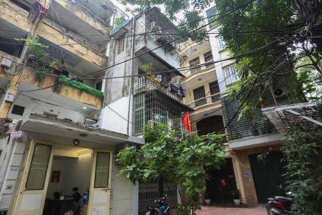 Tràn ngập nhà 'chuồng cọp' không lối thoát hiểm ở Thủ đô ảnh 6