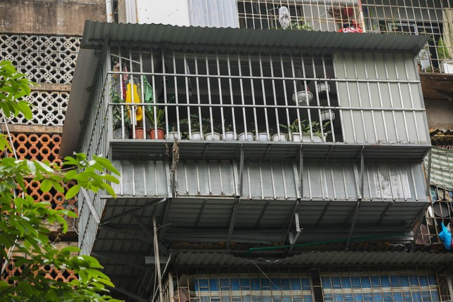 Tràn ngập nhà 'chuồng cọp' không lối thoát hiểm ở Thủ đô ảnh 13