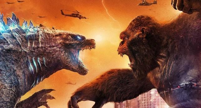 """""""Godzilla đại chiến Kong"""" lập kỷ lục doanh thu, 11 tỷ đồng chỉ trong ngày chiếu sneak show ảnh 7"""
