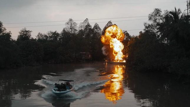Lý Hải tiết lộ chi bạo 3 tỷ cho cảnh hành động đậm chất 'Fast and Furious' miền sông nước ảnh 7