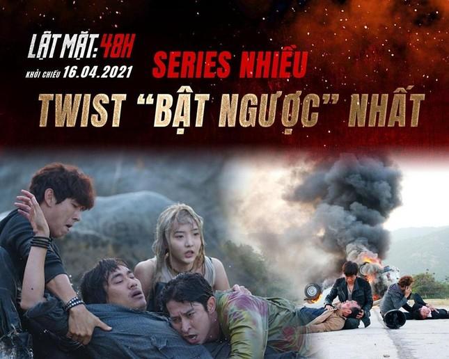 """Vì sao loạt phim hành động ăn khách nhất Việt Nam lại có tên """"Lật mặt""""? ảnh 6"""