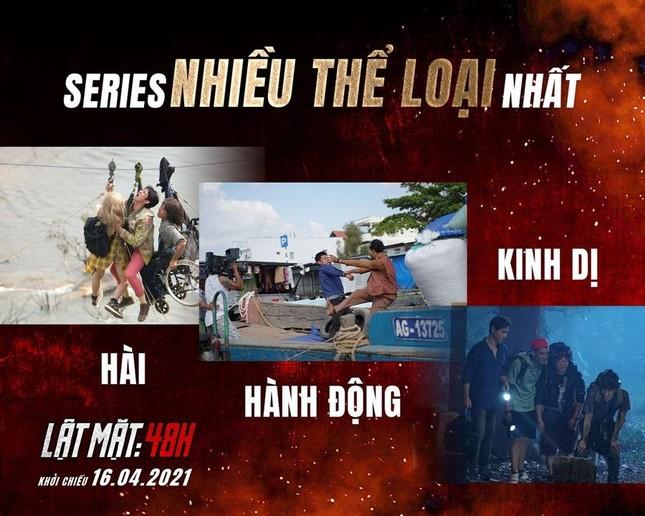 """Vì sao loạt phim hành động ăn khách nhất Việt Nam lại có tên """"Lật mặt""""? ảnh 5"""