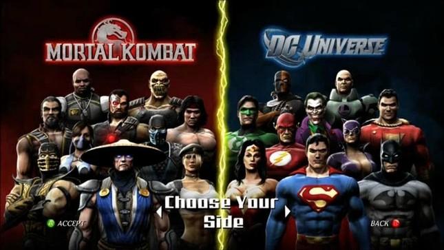 Cơ hội nào cho đấu trường sinh tử Mortal Kombat gặp gỡ các siêu anh hùng nhà DC? ảnh 3
