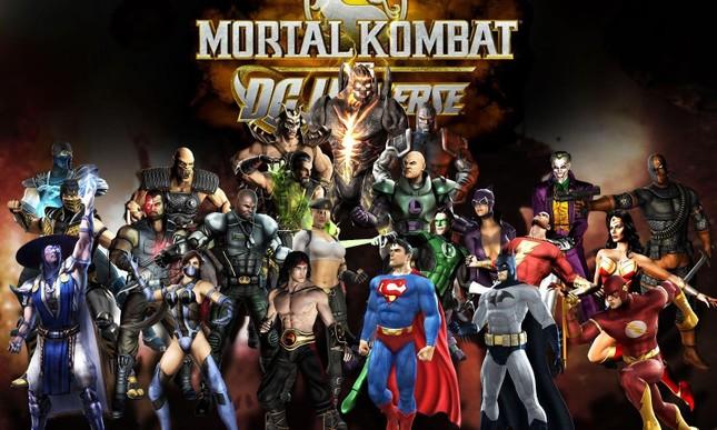 Cơ hội nào cho đấu trường sinh tử Mortal Kombat gặp gỡ các siêu anh hùng nhà DC? ảnh 2