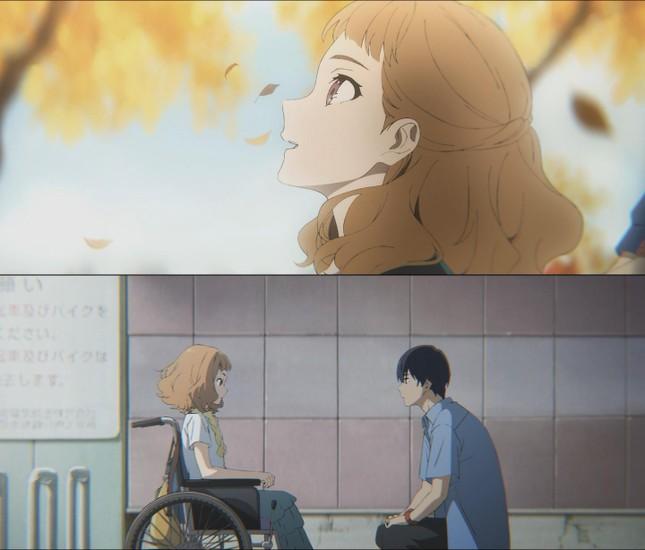 """Bạn có thể tìm thấy mọi cung bậc cảm xúc tình yêu trong """"Josee: Khi nàng thơ yêu"""" ảnh 2"""