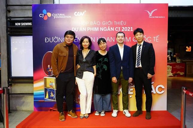 'Dự án phim ngắn CJ' chi khủng biến giấc mơ của các nhà làm phim trẻ Việt thành hiện thực ảnh 8