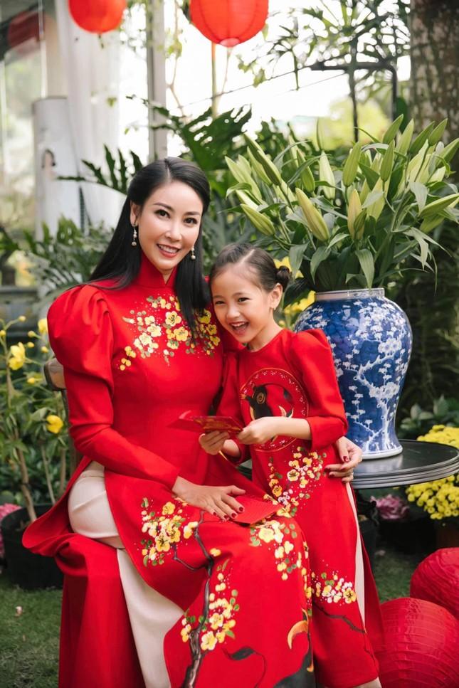 """Con gái Hoa hậu Hà Kiều Anh xinh đẹp, yêu kiều cỡ nào mà được gọi là """"tiên tử""""? ảnh 7"""